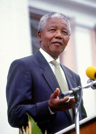 Mandela: Bahamas September 27, 1993